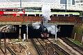 """Princess Elizabeth"" Leaves East Croydon (1) - geograph.org.uk - 1770835.jpg"