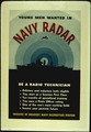 """YOUNG MEN WANTED IN NAVY RADAR"" - NARA - 516241.tif"