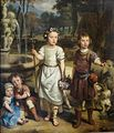 'Children in a Park' by Gerbrand van den Eeckhout, 1671, The Hermitage.JPG