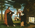 'Noli me tangere' by Hans Holbein the Younger.jpg