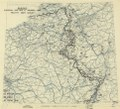 (January 14, 1945), HQ Twelfth Army Group situation map. LOC 2004630317.tif