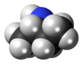 (S)-sec-Butylamine molecule spacefill.png