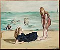 Édouard Manet - On the Beach - 70.173 - Detroit Institute of Arts.jpg