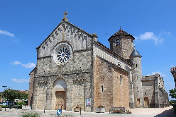 Photo de la ville Bâgé-Dommartin