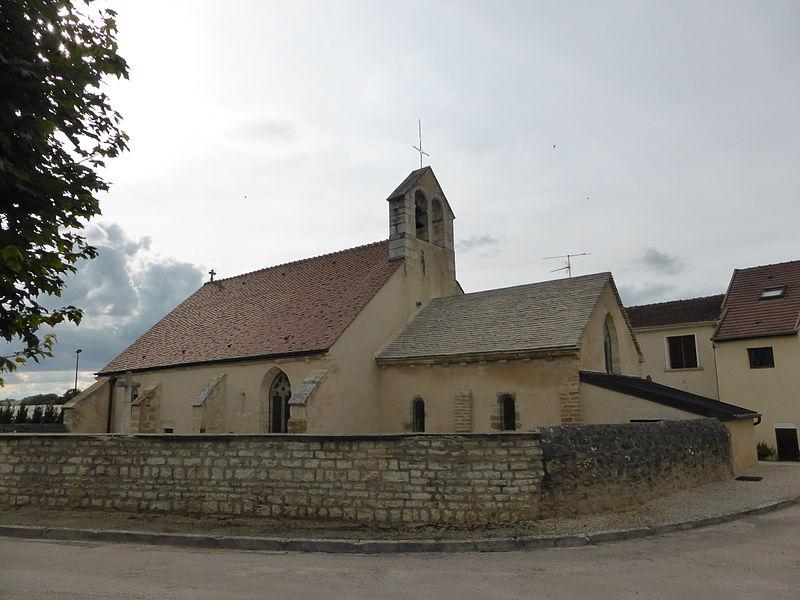 Église Saint-Gengoult d'Annéot