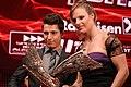 Österreichs Sportler des Jahres 2012 Marlies Schild, Marcel Hirscher 2.jpg