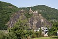 Ústí nad Labem - hrad Střekov, pohled od Z obr02.jpg