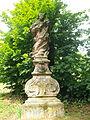 Černá Hora, socha sv. Jana Nepomuckého (2).JPG