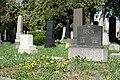 Židovský hřbitov v Opavě, náhrobek 01.jpg