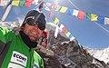 Атанас Скатов, Базов лагер Макалу, 5700 м, 24 май 2016 г.jpg