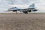 Будни авиагруппы ВКС РФ на аэродроме Хмеймим в Сирии (39).jpg