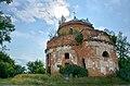 Вергуни. Церква Різдва Христового. 1801 р. Унікальний закинутий храм.jpg