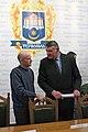 Вікімарафон у Тернополі - День 1 - Тернопільська міська рада - прес-конференція - 17010339.jpg