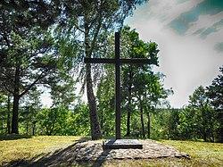 Дзясятнікі, вайсковыя могілкі першай сусьветнай вайны, foto 2.jpg