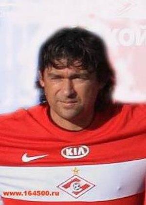 Dmitri Ananko - Dmitri Ananko in 2010