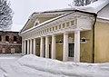 Каретный сарай усадьбы Наумова. 1830-е гг - panoramio.jpg