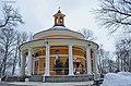 Миколаївська церква на Аскольдовій могили. 1809 р. Ротонда. Класицизм.jpg