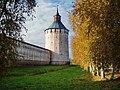 Московская (Ферапонтовская) башня Кирилло-Белозерского монастыря.JPG