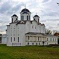 Никольский собор на Ярославовом Дворище, Великий Новгород - panoramio.jpg