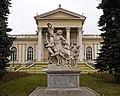 Одеса - Скульптурна група Лаокоон P1050188.JPG