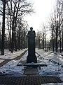 Памятник в Дубовом Парке Мухтару Ауэзову.jpg