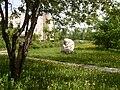 Парк у администрации города Коряжма фото1.JPG