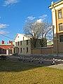 Петропавловская крепость, домик у фондовых капиталов01.jpg
