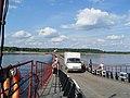 Понтонный мост через реку Вычегду у Коряжмы.JPG