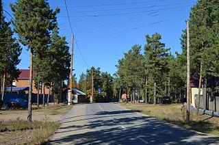 Nizhny Bestyakh Urban-type settlement in Sakha Republic, Russia