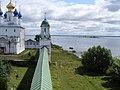 Ростов Великий 2009 Спасо-Яковлевский монастырь - panoramio.jpg