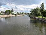 Ріка Інгул у Кропивницькому