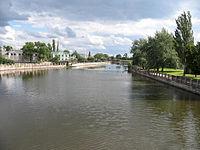 Ріка Інгул у Кіровограді.jpg