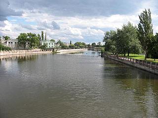 Kropyvnytskyi City of regional significance in Kirovohrad Oblast, Ukraine