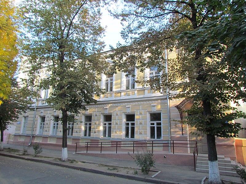 Харків, будинок по вул. Потебні, 16.