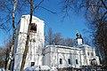 Успенская церковь в Демьяново (1746, колокольня 1770-е, трапезная 1800, перестройки 1815-19)..JPG