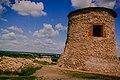 Чёртово городище,сторожевая башня белокаменной цитадели, Елабуга.jpg