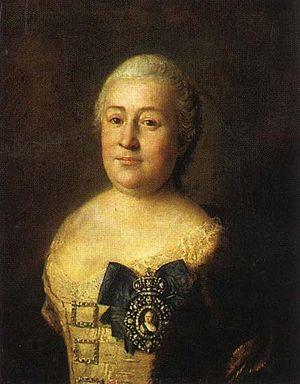 Mavra Shuvalova - Mavra Shuvalov