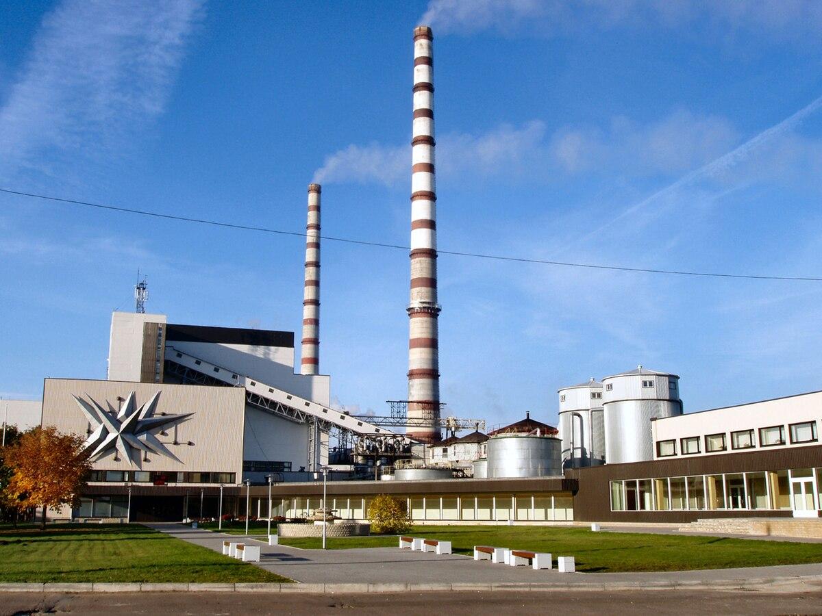 Energy Flower Garden : Narva power plants wikipedia