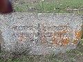 Տապանաքար Մելիքների եկեղեցու գերեզմանում, Գորիս 9.jpg