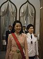 นายกรัฐมนตรีและภริยา ในนามรัฐบาลเป็นเจ้าภาพงานสโมสรสัน - Flickr - Abhisit Vejjajiva (66).jpg