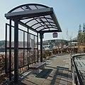御所市にて かもきみの湯バス停 Kamokimi-no-yu bus stop 2011.1.18 - panoramio.jpg