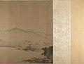 明? 佚名 (舊傳)夏珪 長江萬里圖 (後半卷)-River Landscape after Xia Gui MET DP166151.jpg