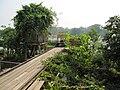 最初に作られた木橋.JPG