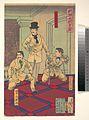朝鮮大戦争之図-Illustration of the Great Korean War (Chōsen dai sensō no zu) MET DP143110.jpg