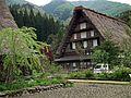 白川鄉傳統農舍 Traditional Farmhouse in Shirakawa-go - panoramio.jpg