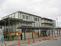 西条駅仮駅舎.JPG