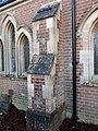 -2020-12-28 Buttress, north facing elevation, Cromer town cemetery chapel, Cromer, Norfolk (1).JPG