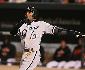 Alexei Ramírez - Ramírez with the Chicago White Sox