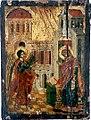 017 Annunciation Icon from Saint Paraskevi Church in Langadas.jpg