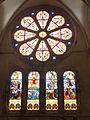 018 Lanmeur Eglise paroissiale Vitraux.JPG